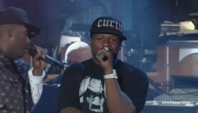 50 Cent ft Tony Yayo - Ayo Technology Late Show